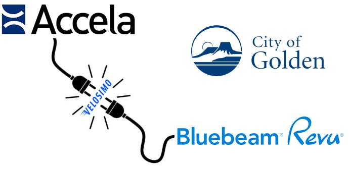 Velosimo integrates Accela to Bluebeam for Golden Colorado